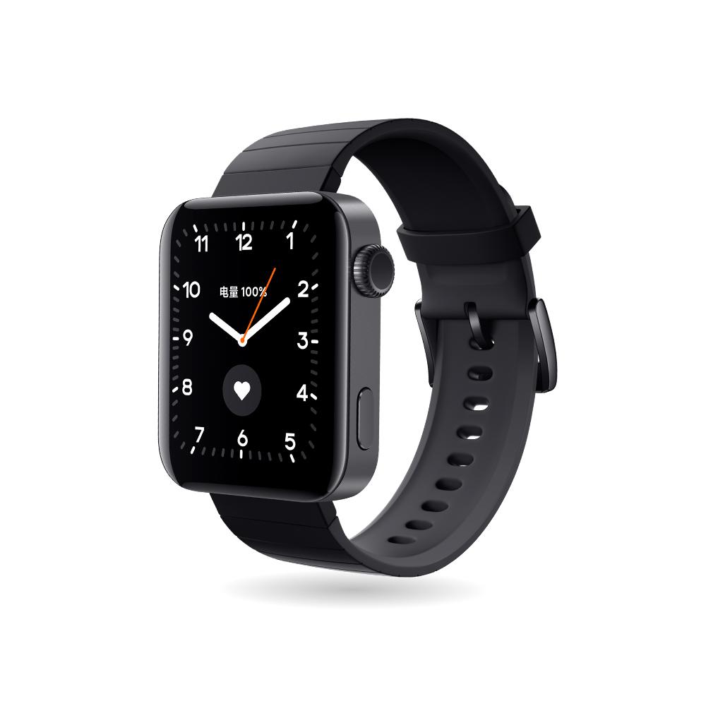 ساعت هوشمند جدید شیائومی Mi Watch رونمایی شد.