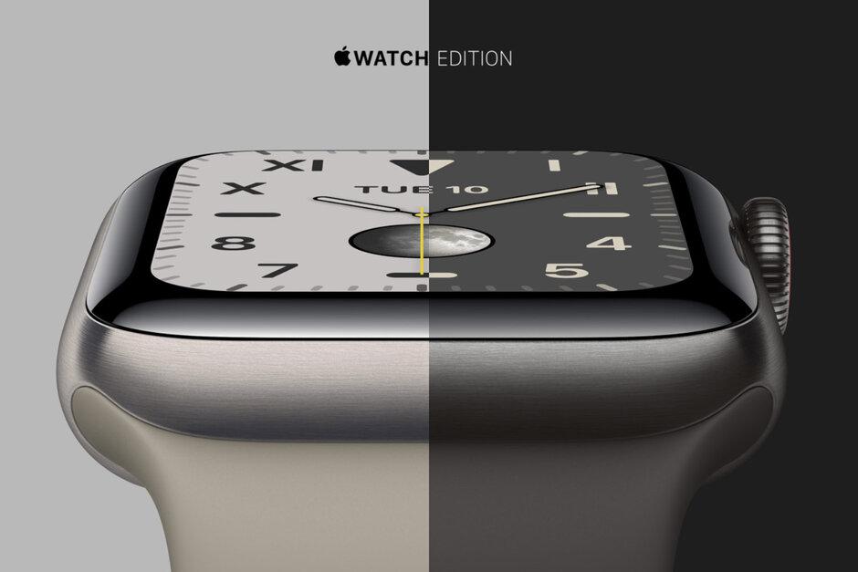 apple watch 5(2)