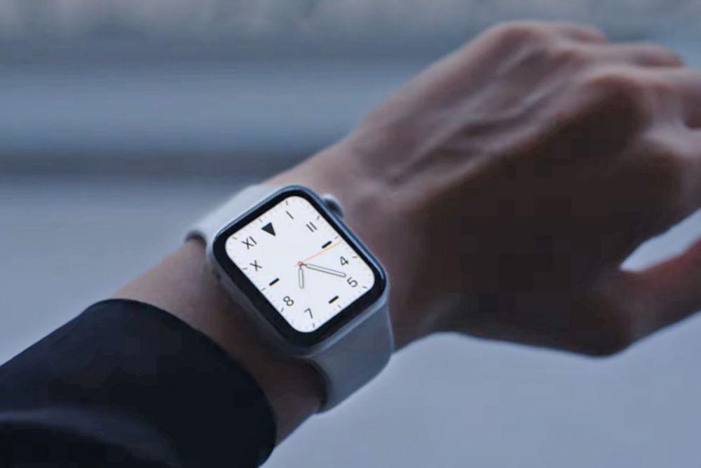 apple watch 5(7)